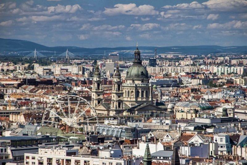 25 крупнейших городов Венгрии