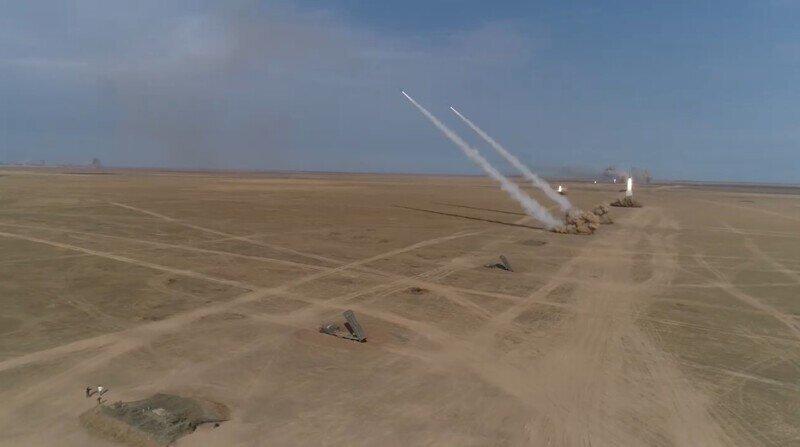 Не каждая ракета долетит до середины Днепра