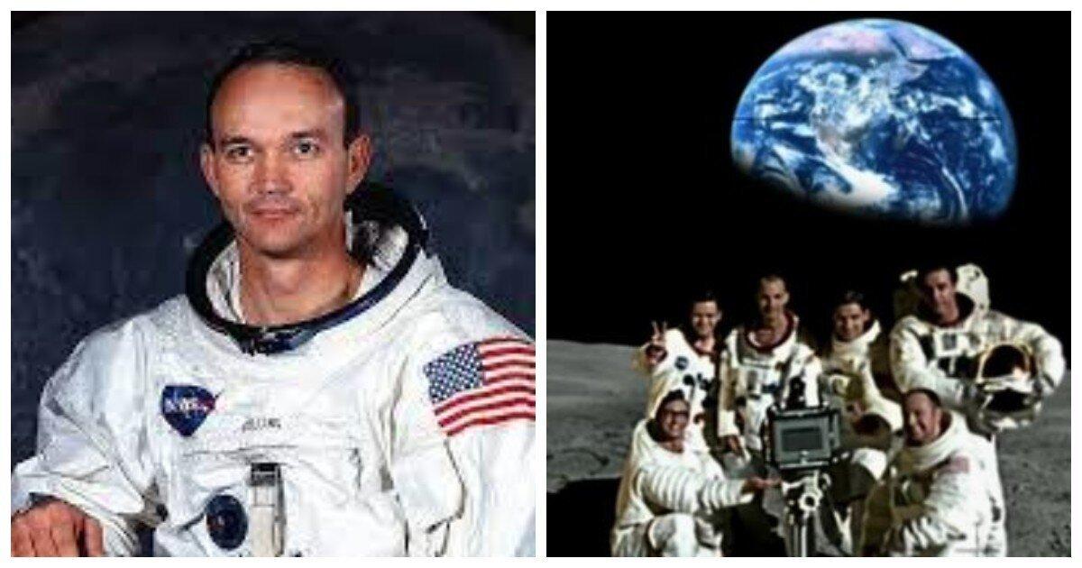Навсегда оставил чертоги земли ещё один участник удивительной лунной программы США
