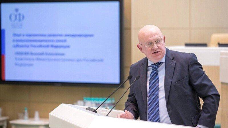 Небензя выступил против создания негативного фона вокруг выборов в Сирии
