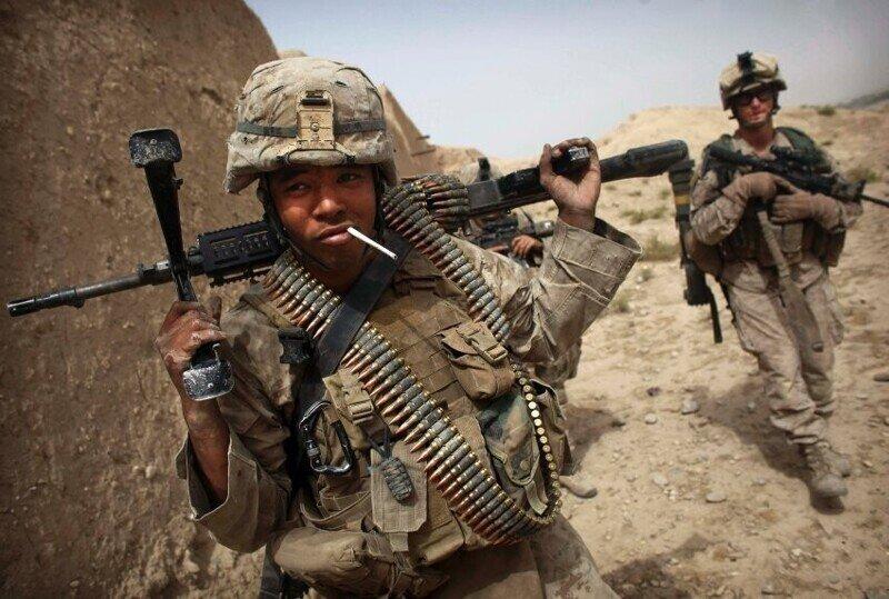 Уходят, чтобы остаться.  США выводят войска из Афганистана