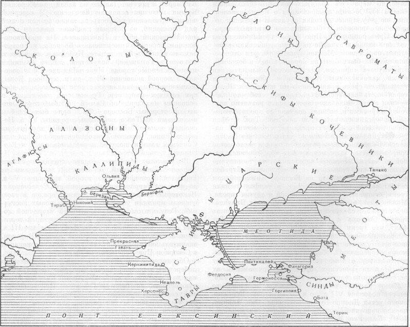 Античный мир Северного Причерноморья