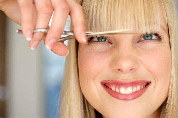 Как челка может изменить внешность в лучшую и худшую стороны