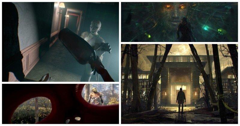 10 долгожданных релизов хоррор-игр, которые выйдут в 2021 году
