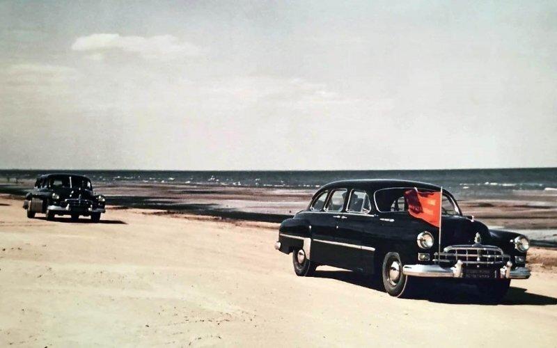 ГАЗ-12 ЗИМ — автомобиль для партийной элиты СССР