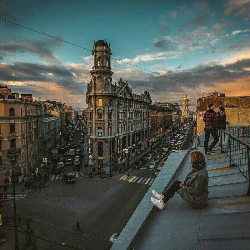 В Петербурге между экскурсоводами произошел конфликт со стрельбой