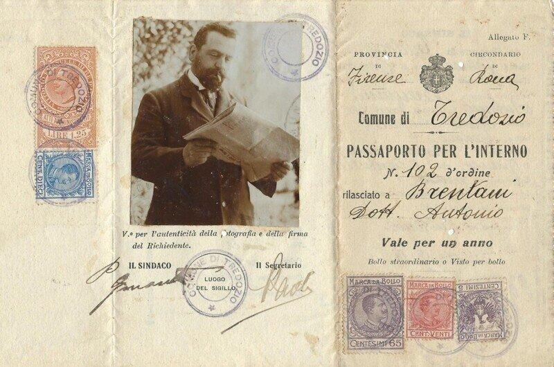 Когда фото на паспорт могло быть любым
