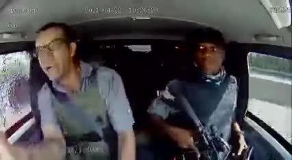 Нападение на инкассаторскую машину в Южной Африке