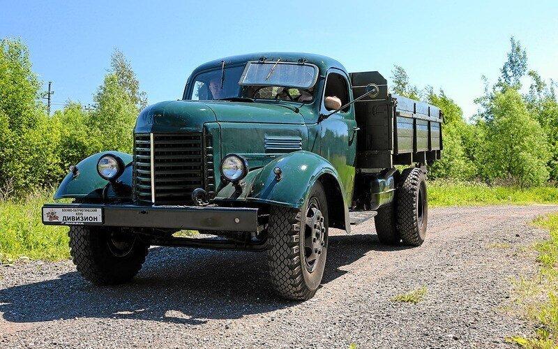 Заслуженный грузовик СССР — ретротест ЗИС-150