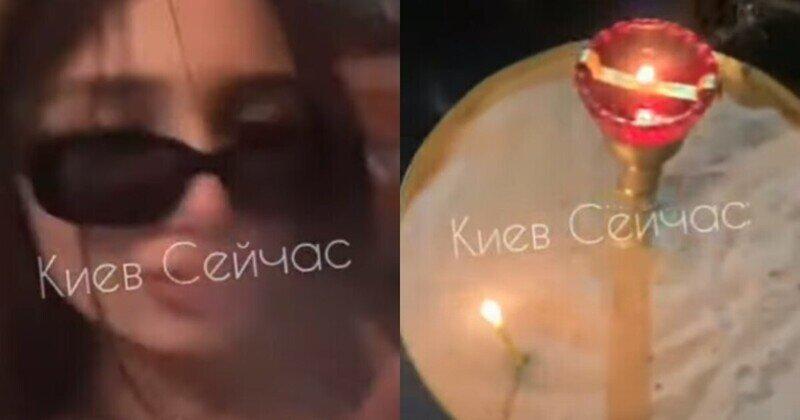 """""""Тупые малолетки!"""": киевляне возмутились поведением пьяных блогерш, куривших в церкви"""