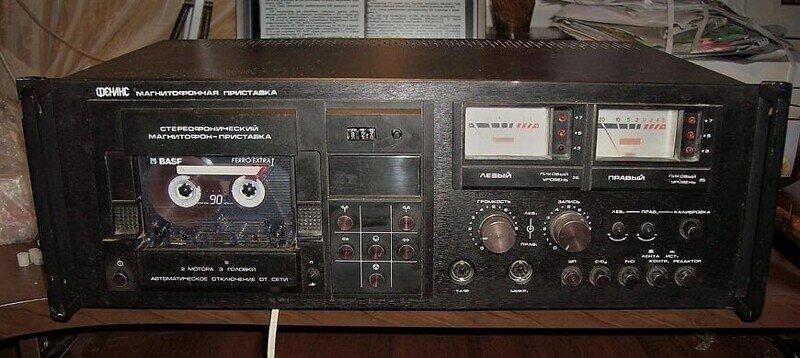 8 советских магнитофонов из 1980-х. Когда кассеты были компактными