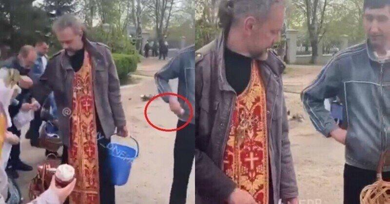Бог дал - Бог взял: помощника священника поймали за воровством денег