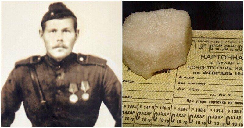 Как в блокадном Ленинграде солдатам спирт и сахар выдавали