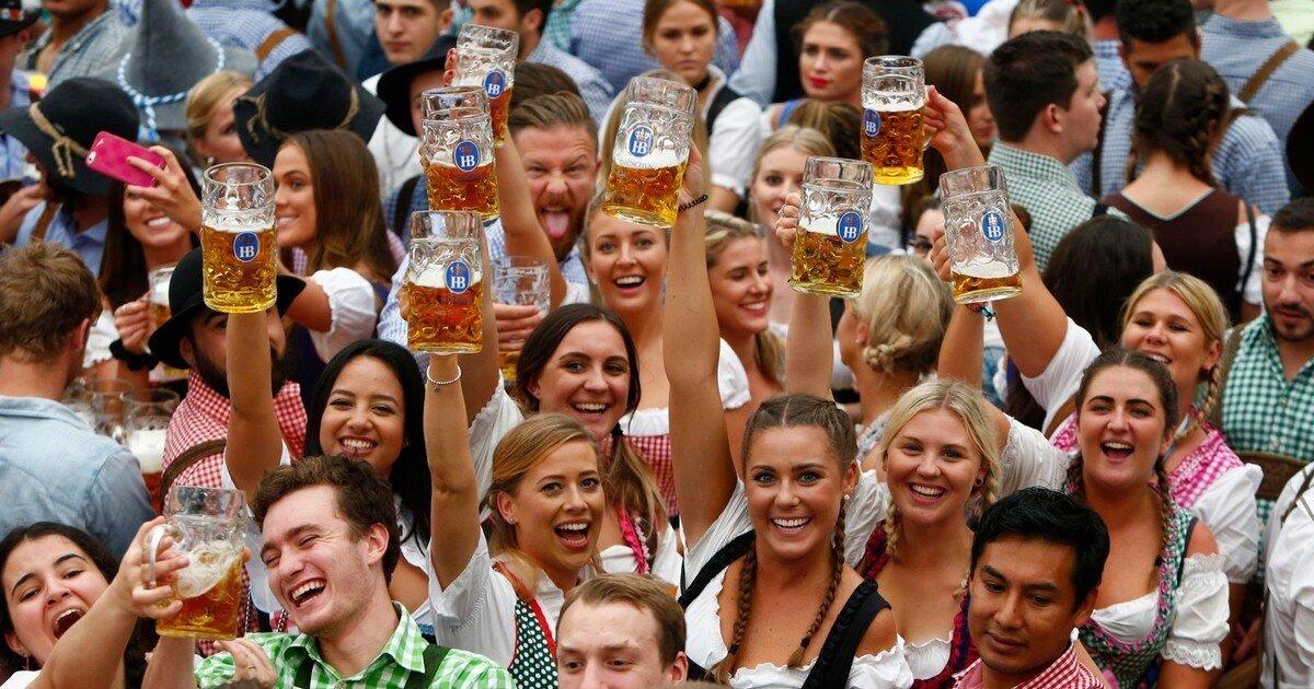 Из-за пандемии в Германии второй год подряд отменяют Октоберфест