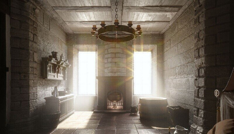 Ванные комнаты: 500 лет истории