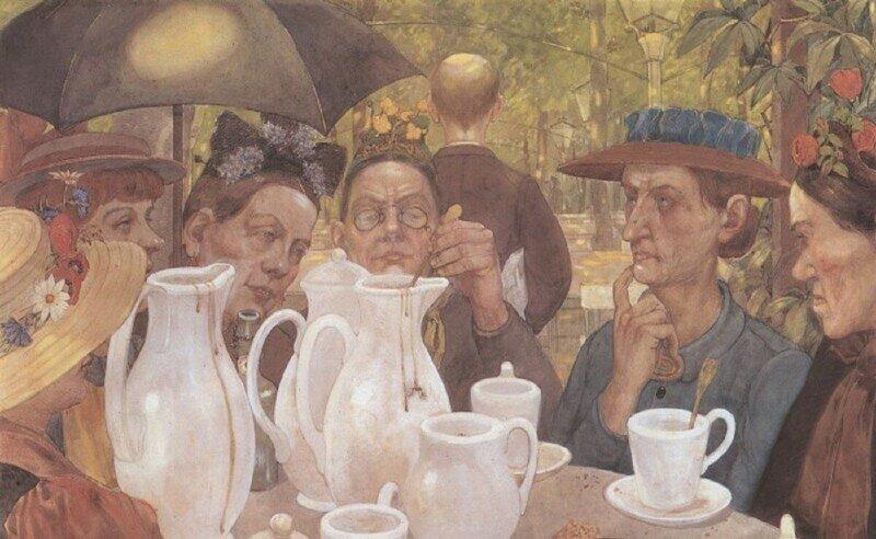 5 гениев, которые жить не могли без кофе