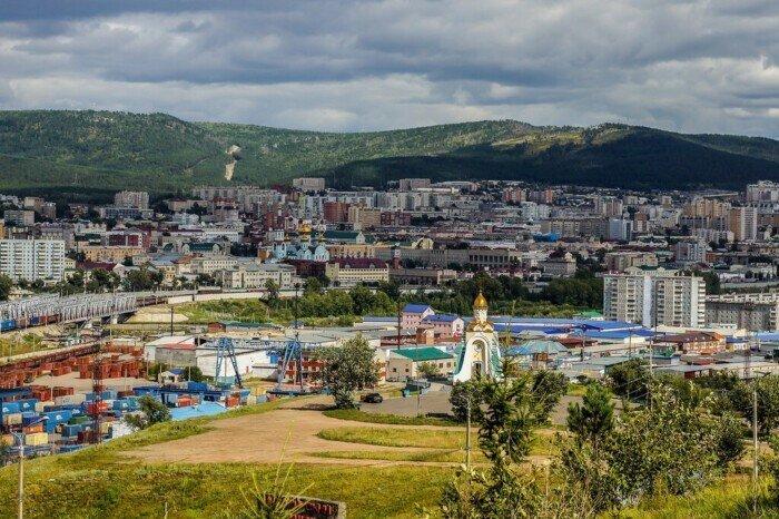 Топ 10 — города Забайкальского края