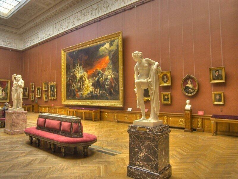 30 главных музеев Санкт-Петербурга