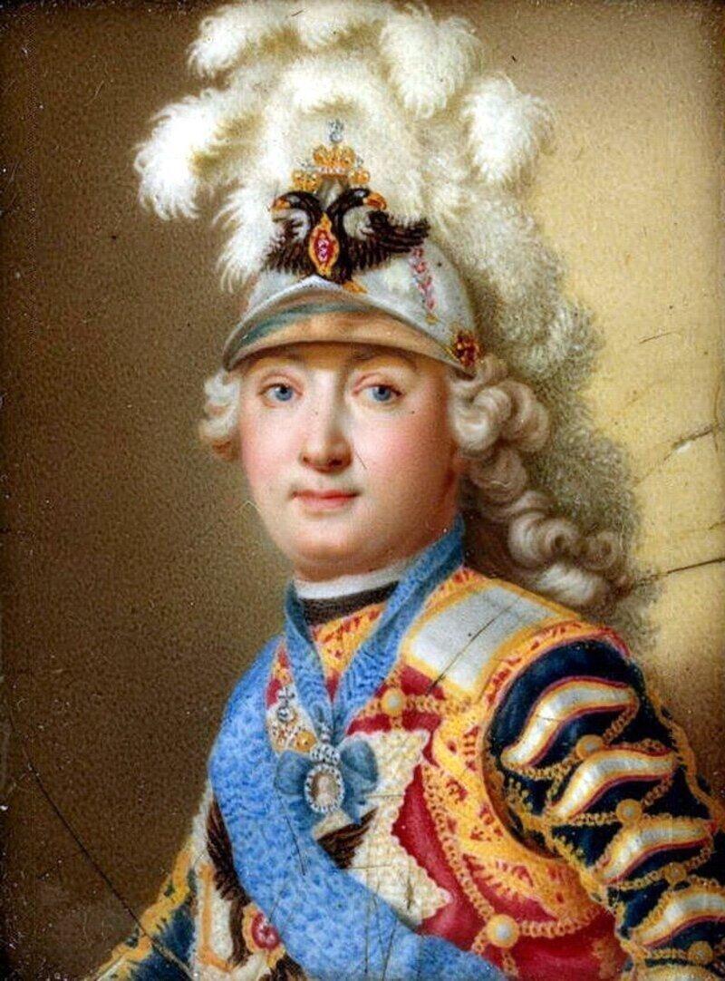 Почему фаворит Екатерины Второй граф Орлов тронулся рассудком?