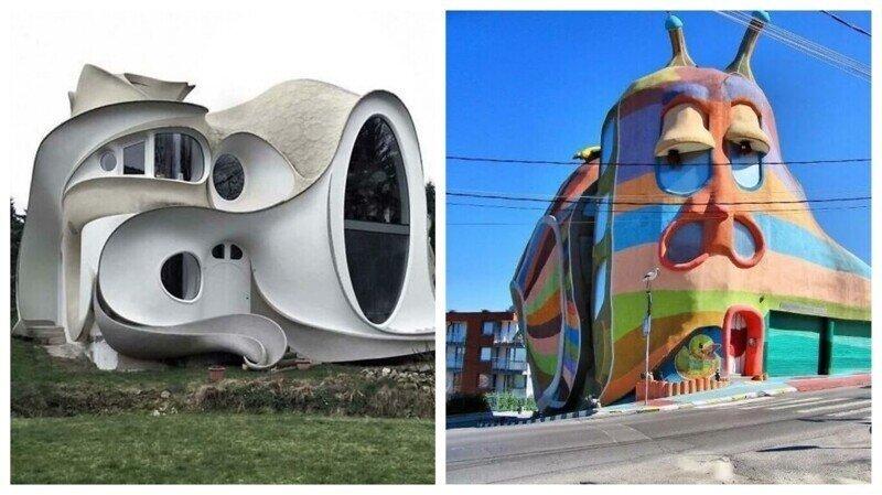 40 сомнительных архитектурных решений, от которых невозможно оторвать взгляд