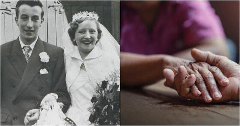 Супруги, которые прожили вместе 68 лет, умерли с разницей в 72 часа