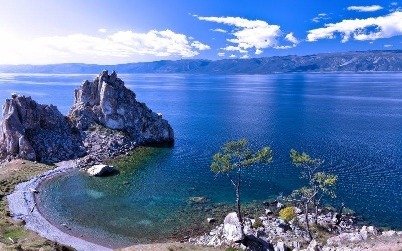 Топ 30 — самые глубокие озера в мире