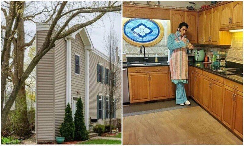 20+ странных и необычных вариантов жилья