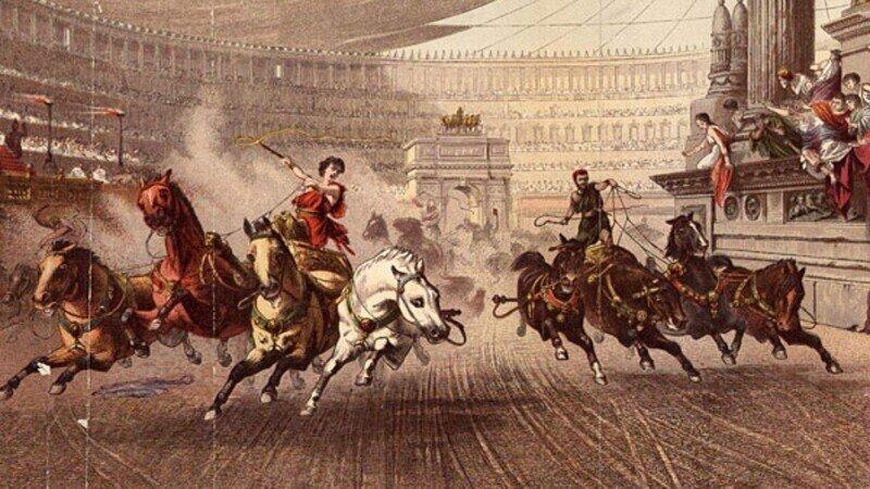 Как можно было развлечься в древнем Риме? Кроме гладиаторских игр