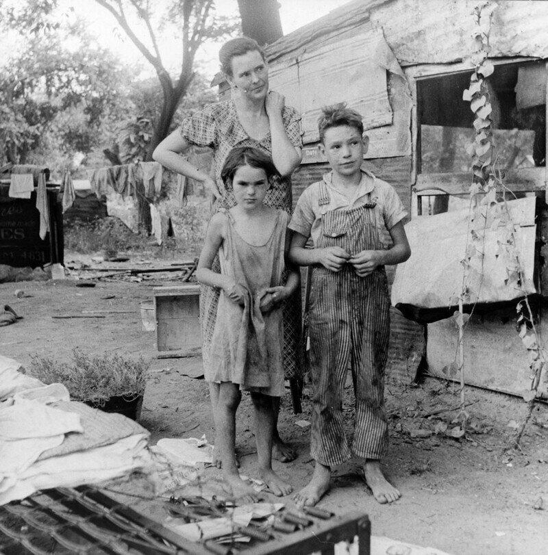 1930-е. США в годы Великой Депрессии. Часть 8. 1936. Вып.2