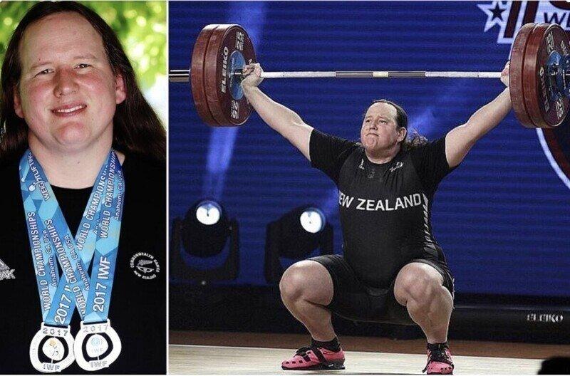 Участником Олимпийских игр впервые станет трансгендер