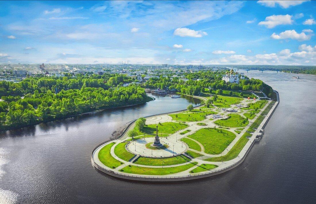 45 главных достопримечательностей Ярославля