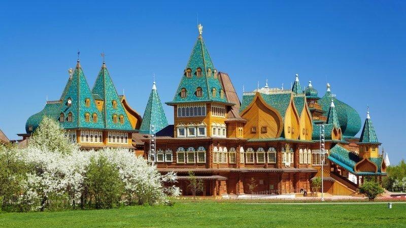 «Коломенское» — самые интересные и красивые места в музее-заповеднике