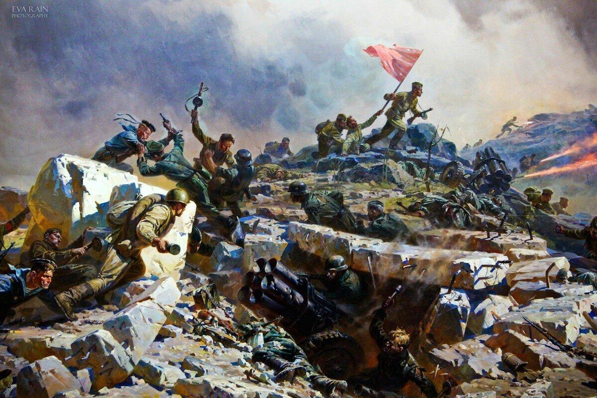 9 мая 1944 года. Севастополь. Малоизвестные подробности