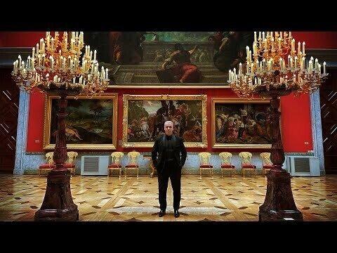 Лидер Rammstein Тилль Линдеманн выпустил снятый в Эрмитаже новый клип на песню Любимый город
