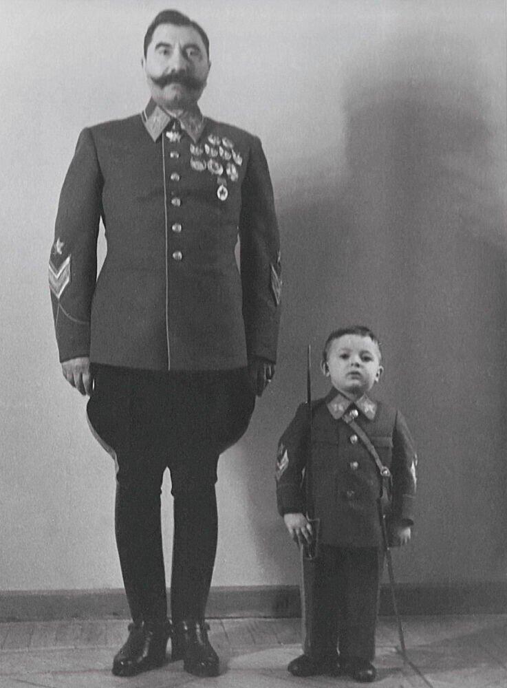 Интересные снимки из жизни Полководцев СССР