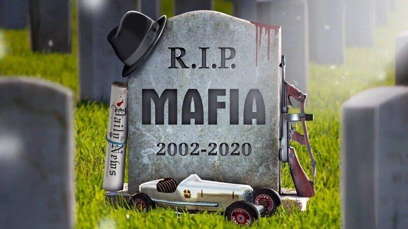 Как погибла MAFIA