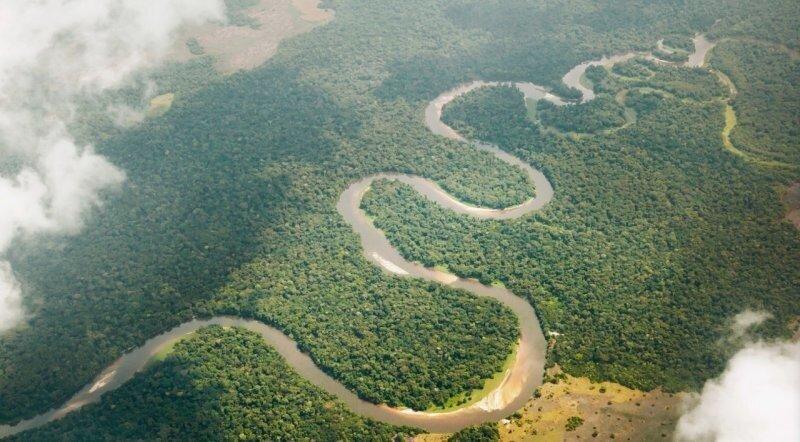 35 главных рек Африки