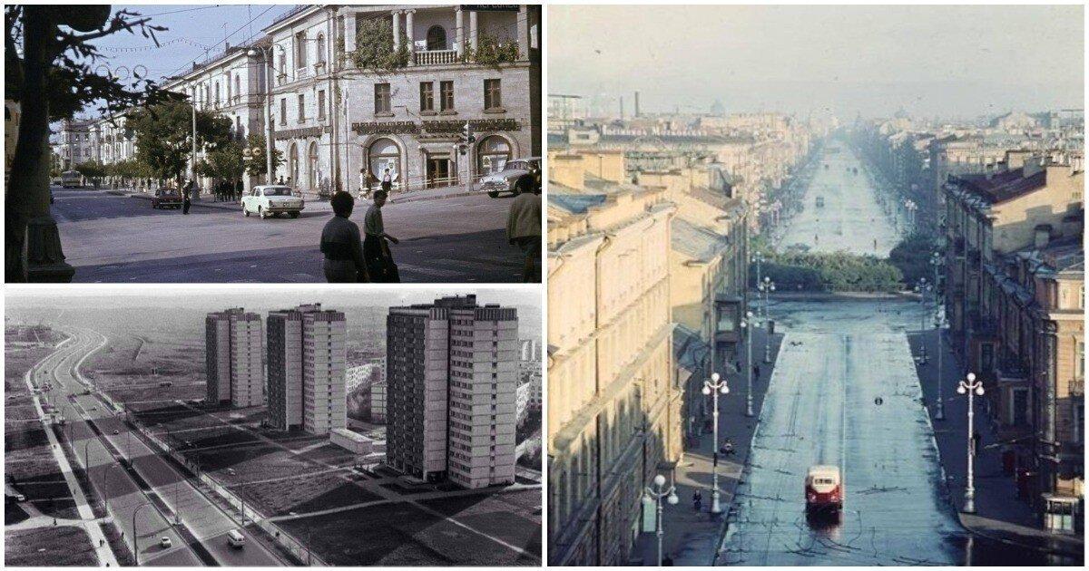 15 крупных городов без пробок: ностальгия по тишине