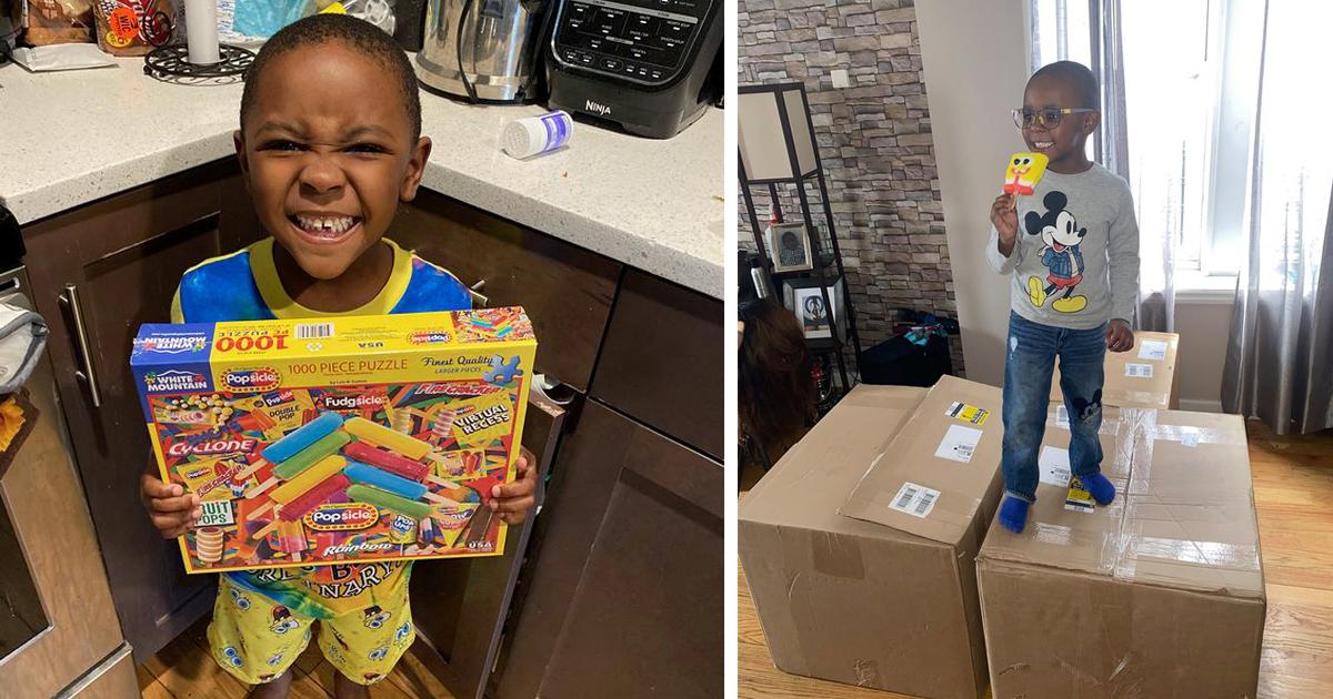 Ребенок заказал 51 ящик мороженого и чуть не обанкротил семью