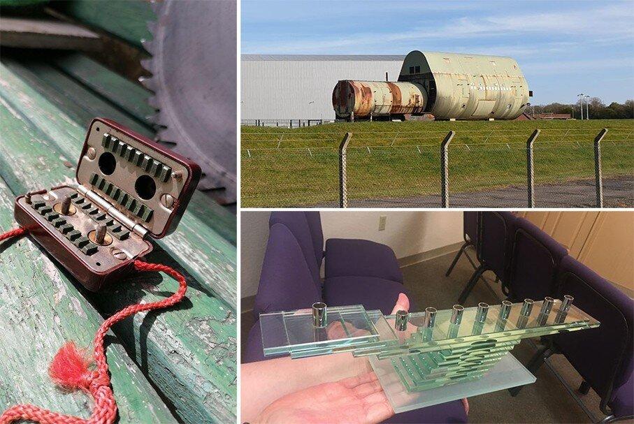 Странные штуковины, поставившие людей в тупик, но на помощь пришли люди из Интернета