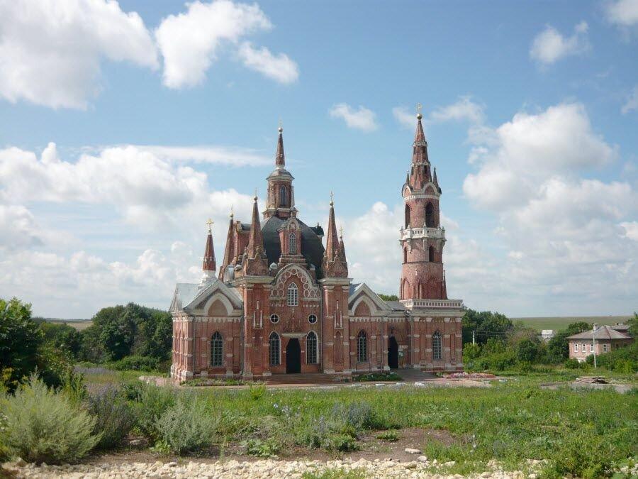 Самые интересные и красивые места в Липецкой области