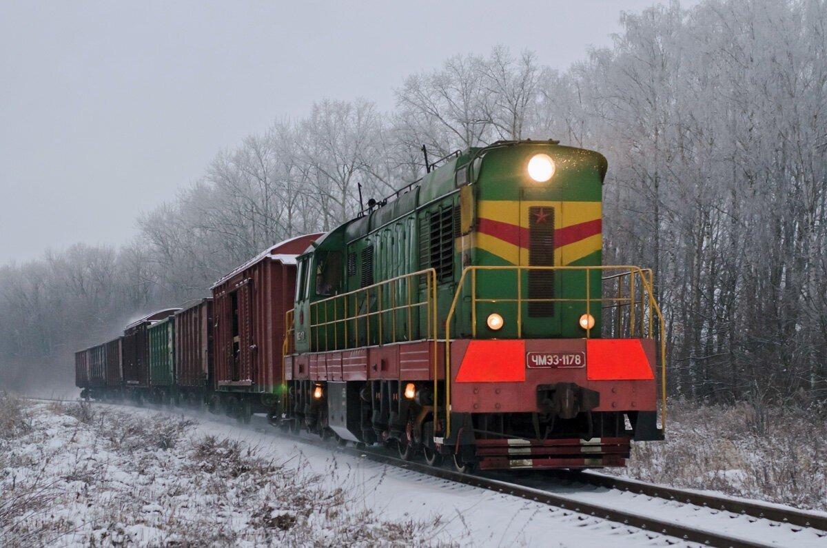 Чешский тепловоз ЧМЭ3 в СССР