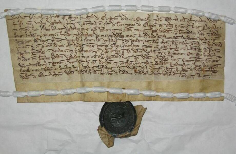 Как в Средневековье защищались от подделок