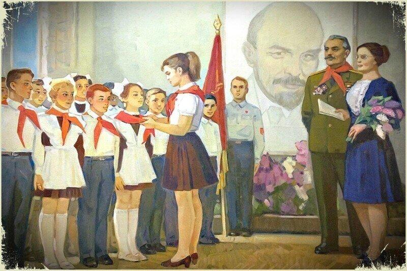 Почему в советских школах не нужна была охрана