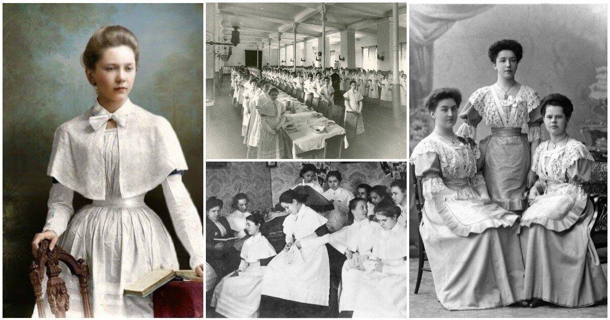 Фабрика кисейных барышень: чему обучали в Смольном институте благородных девиц