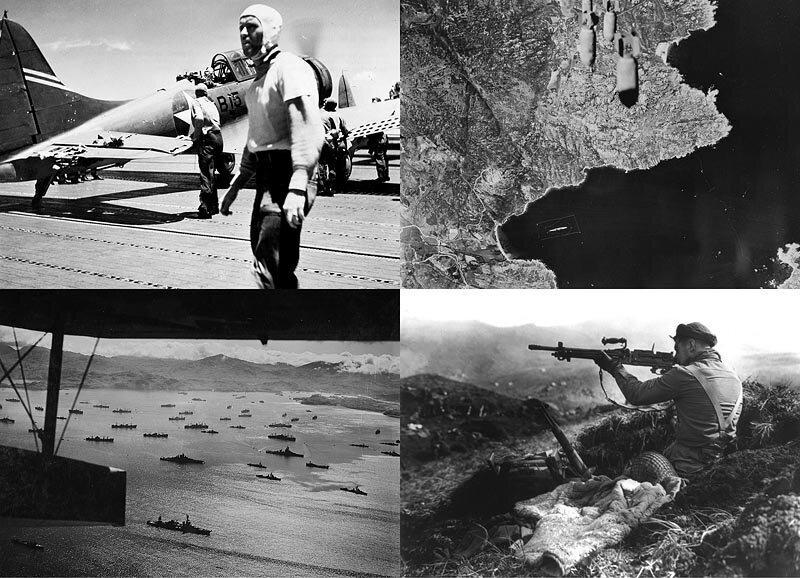 Алеутская операция американского флота. От трагедии до комедии