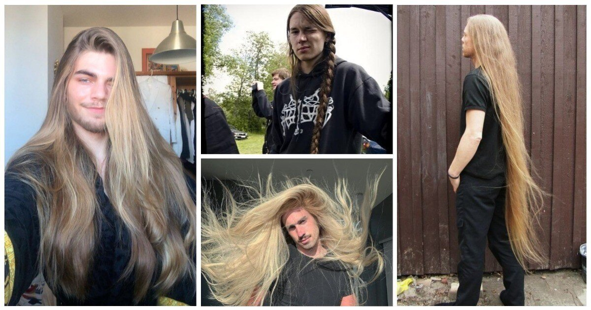 Красота или ужас: 25 модных длинноволосых парней
