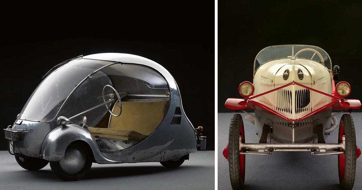 10 удивительных автомобилей, о которых мы забыли