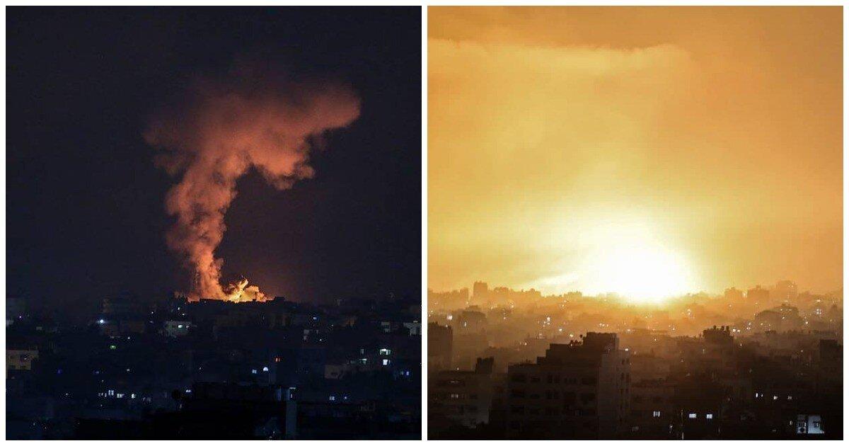 Эскалация продолжается: Израиль отчитался о крупнейшей операции против исламистов