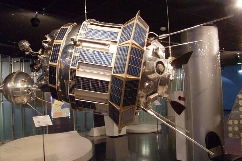 Как ЦРУ украло советский спутник